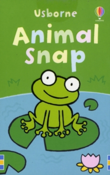 Animal Snap, Cards Book