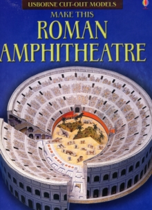 Cut-out Roman Amphitheatre, Paperback Book