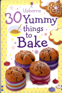 30 Yummy Things to Bake, Cards Book