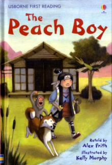 The Peach Boy, Hardback Book