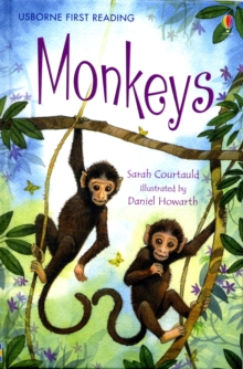 Monkeys, Hardback Book