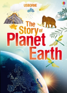 Story of Planet Earth, Paperback Book