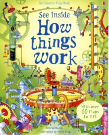 See Inside How Things Work, Hardback Book