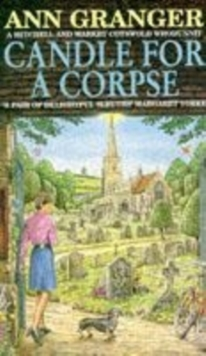Candle for a Corpse, Paperback Book