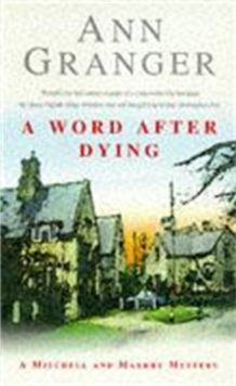 A Word After Dying, Paperback Book