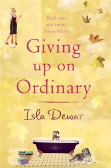 Giving Up on Ordinary, Paperback Book