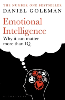 Emotional Intelligence : Why it Can Matter More Than IQ, Paperback / softback Book