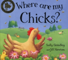 Where Are My Chicks?, Paperback Book