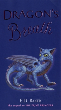 Dragon's Breath, Paperback Book