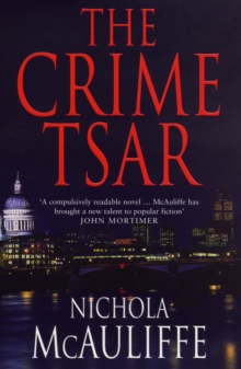 The Crime Tsar, Paperback Book