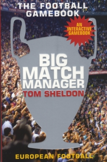 Big Match Manager 2, Paperback Book