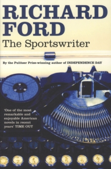 The Sportswriter, Paperback Book