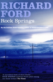 Rock Springs, Paperback Book