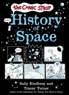 The Comic Strip History of Space, Hardback Book