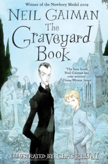 The Graveyard Book, Paperback / softback Book
