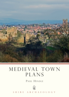 Mediaeval Town Plans, Paperback Book