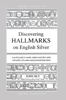 Hall Marks on English Silver, Paperback Book
