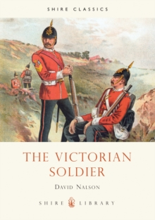 The Victorian Soldier, Paperback Book