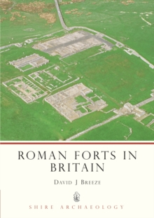 Roman Forts in Britain, Paperback Book