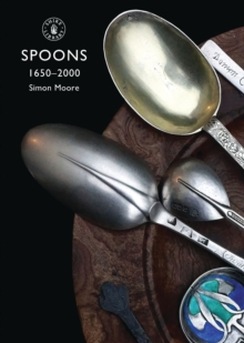 Spoons 1650-2000, Paperback Book
