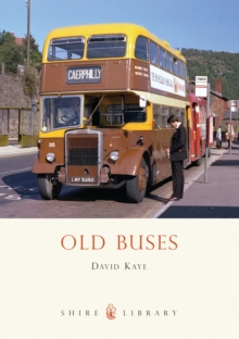 Old Buses, Paperback Book