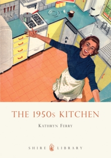 The 1950s Kitchen, Paperback Book