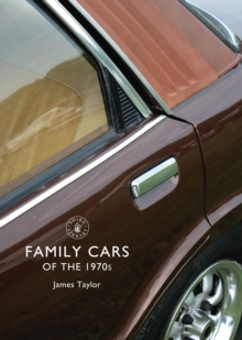 Family Cars of the 1970s, Paperback Book