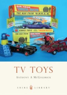 TV Toys, Paperback Book