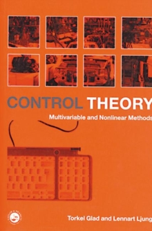 Control Theory : Multivariable and Nonlinear Methods, Paperback Book
