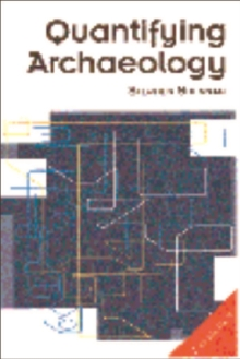 Quantifying Archaeology, Paperback Book