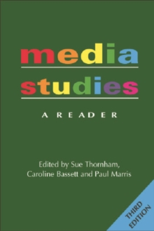 Media Studies : A Reader, Paperback Book