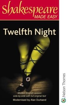 Shakespeare Made Easy: Twelfth Night, Paperback Book