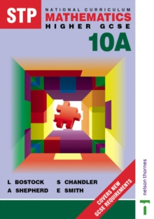STP National Curriculum Mathematics 10A Pupil Book Revised EDN, Paperback Book