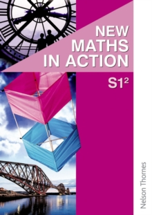 New Maths in Action S1/2 Pupil's Book, Paperback Book