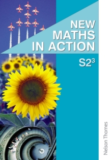 New Maths in Action S2/3 Pupil's Book, Paperback Book