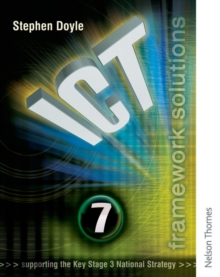 ICT Framework Solutions Year 7, Paperback Book