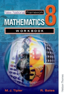 New National Framework Mathematics 8 Core Workbook, Paperback Book
