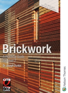 Brickwork : A Practical Guide for NVQ Level 2, Paperback Book