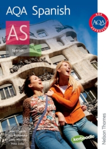 AQA AS Spanish Student Book, Paperback Book