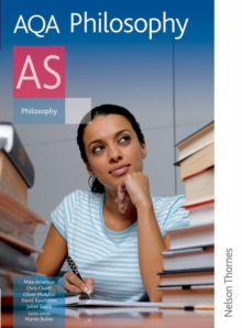 AQA Philosophy AS : Student's Book, Paperback Book