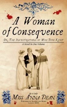 A Woman of Consequence, Hardback Book