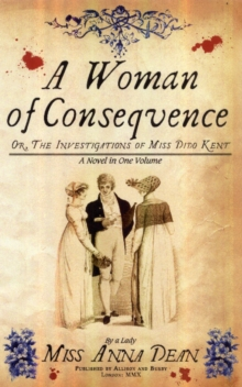 A Woman of Consequence, Paperback Book