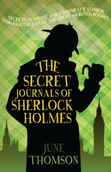 The Secret Journals of Sherlock Holmes, Paperback Book