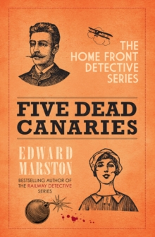 Five Dead Canaries, Hardback Book