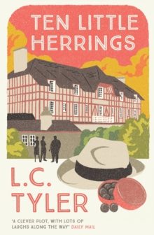 Ten Little Herrings, Paperback Book