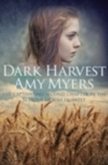 Dark Harvest, Paperback Book