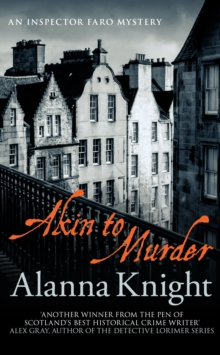 Akin to Murder, Paperback Book