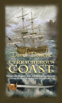 A Treacherous Coast, Hardback Book