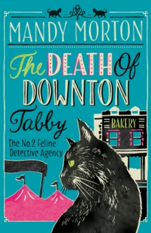 The Death of Downton Tabby, Paperback Book