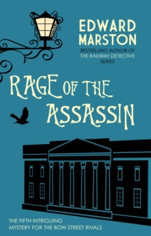 Rage of the Assassin : The compelling historical mystery packed with twists and turns, Hardback Book